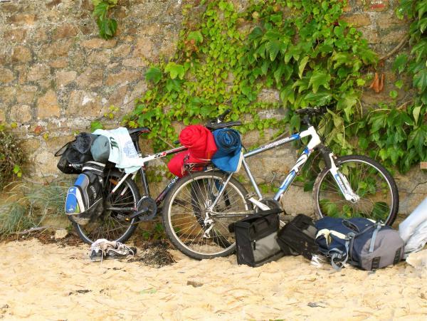 Couple de vélos ...