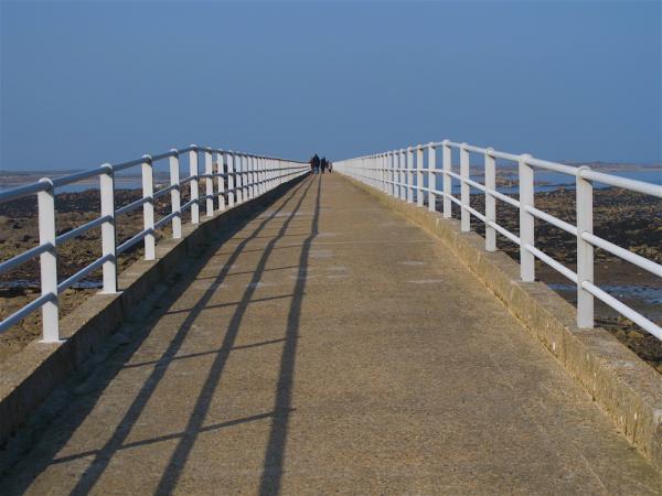 Ombres sur le pont