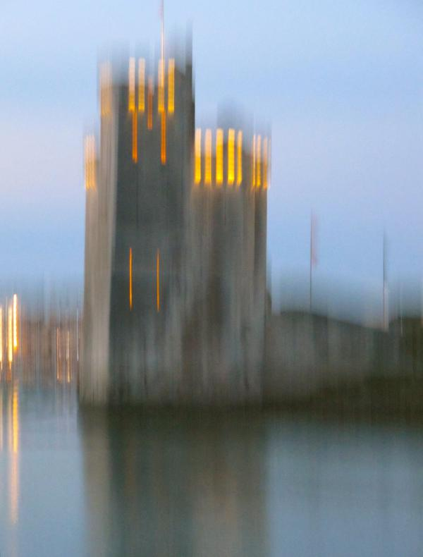Fusion de la tour